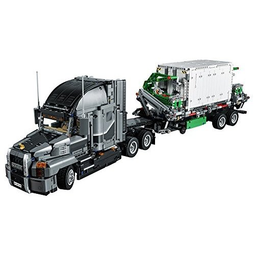 レゴLEGO Technic Mack Anthem 42078 Semi Truck Building Kit and Engineering Toy for Kids and Teenagers, Top Gifts for Boys (2595