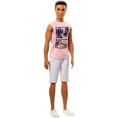 バービーMattel Barbie Fashionistas Cali Cool Ken Doll