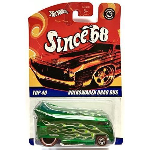 ホットウィールHot Wheels Since 68 Top 40 Volkswagen Drag Bus