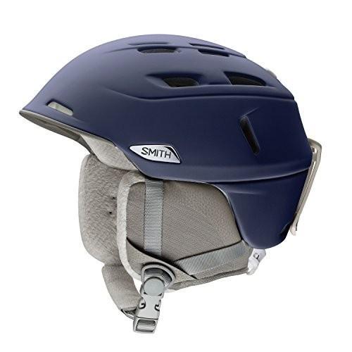 ウィンタースポーツSmith COMPASS ASIAN FIT Snow Helmet (MATTE MIDNIGHT,MEDIUM)Medium