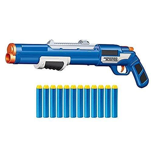 バズビーAir Warriors Monorail Dart Blaster