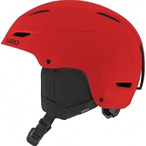 スノーボードGiro 2018 Scale Ski Helmet (Matte 赤 - L)