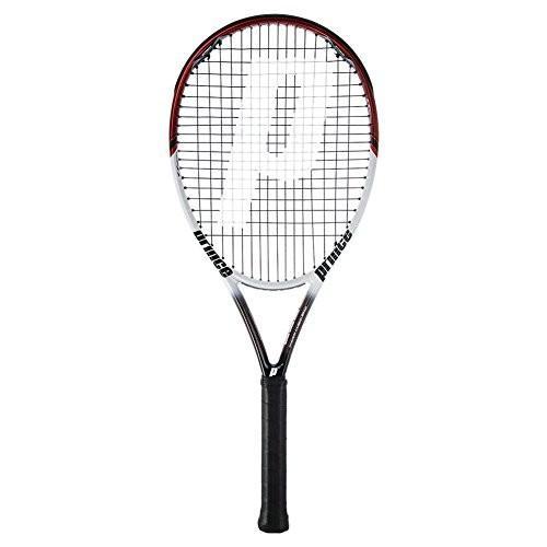 ラケットPrince Lightning 105 Tennis Racquet (4 1/8)