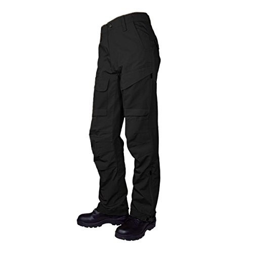 並行輸入品Tru-Spec Men's 24-7 Xpedition Pants, 黒, W: 42 Large: 341432029 42W 34L