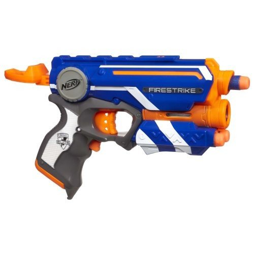 ナーフNerf N-Strike Elite Firestrike (Colors may vary)