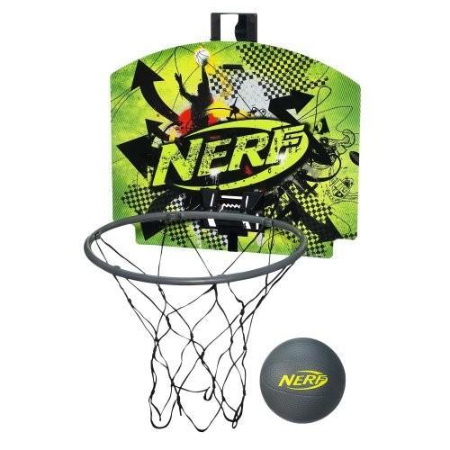 ナーフスポーツNerf N-Sports Nerfoop Set, 緑/グレー