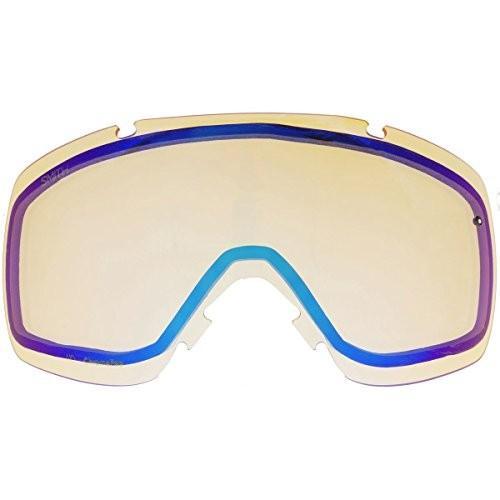 スミスSmith Optics IO Adult Replacement Lens Snow Goggles Accessories - Chromapop Storm 黄 Flash/One Size