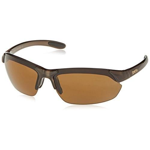 スミスSmith Parallel Max Sunglasses, 褐色 Frame, Polarized 褐色 Lenses