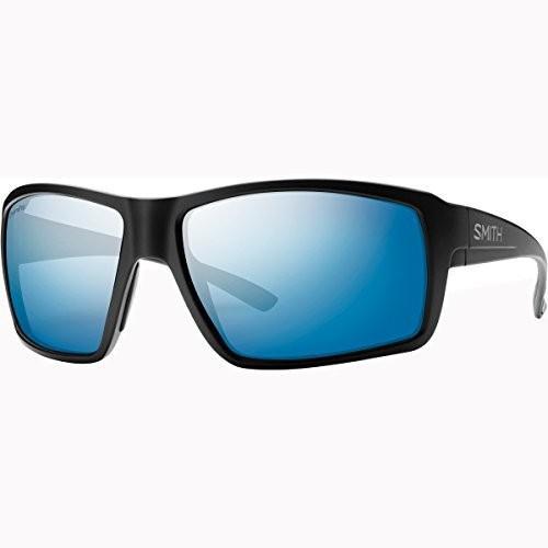 スミスSmith Optics Adult Colson Lifestyle Polarized Sunglasses Matte 黒/青 Mirror
