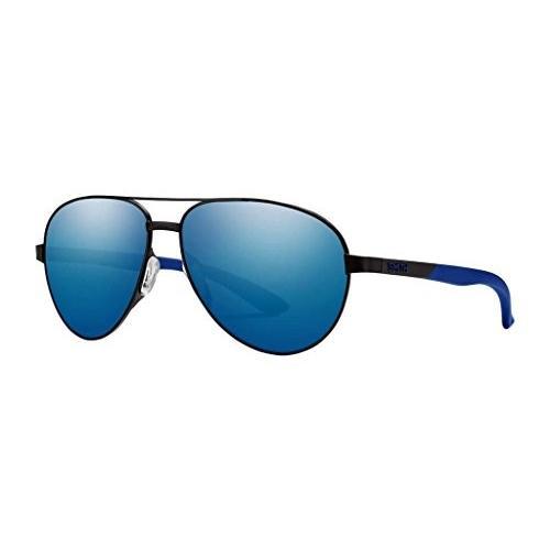 スポーツSMITH Salute Carbonic Sunglasses, Matte 黒Salute One Size