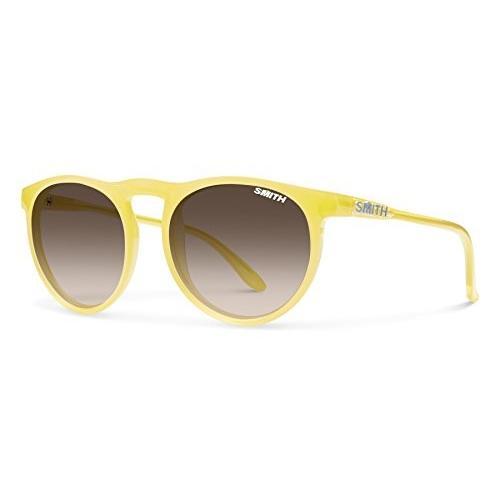 スポーツSmith Optics Adult Marvine Archive Carbonic Sunglasses Lemon/褐色 Gradient LensesMarvine One Size