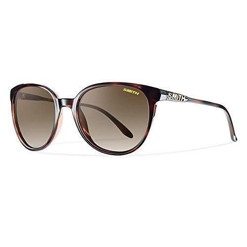 スポーツSmith Optics Cheetah Sunglasses (Tortoise,Polarized Brown Gradient)Cheetah Medium