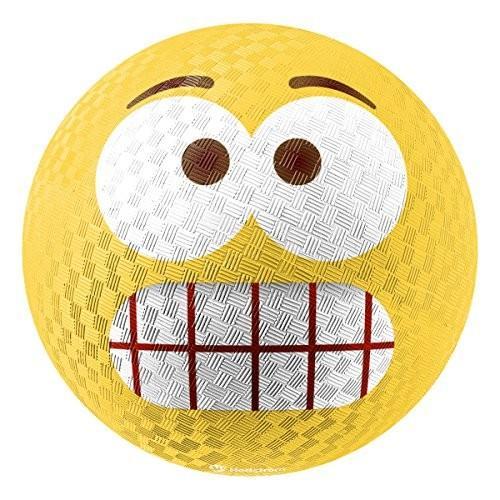 スポンジボブHedstrom Nervous Emoti Rubber Playground Ball, 8.5 Inch