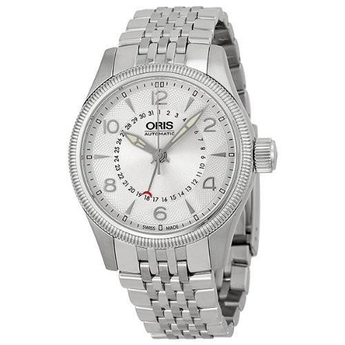 【国際ブランド】 腕時計Oris Big 20 Crown 8 Pointer Date Automatic Men's Watch 7679 01 754 7679 4331-07 8 20 32, ペットフードペット用品のcocoro:75e8284d --- airmodconsu.dominiotemporario.com