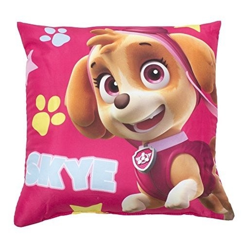 パウパトロールPaw Patrol Pawsome Square Cushion