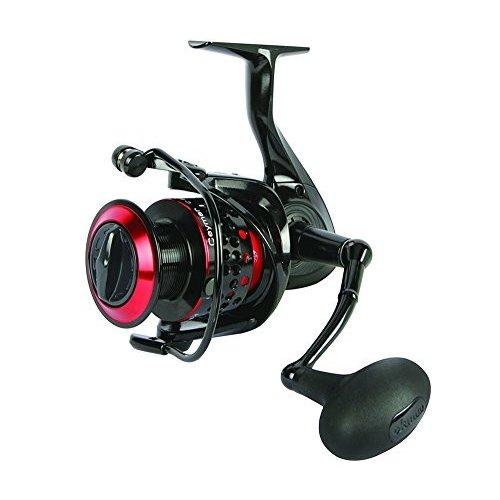 OkumaOkuma C-65 Ceymar Spinning Reel, 4.8: 1 Gear Ratio, 6BB + 1RB Bearings, 22 lb Max Drag, 36