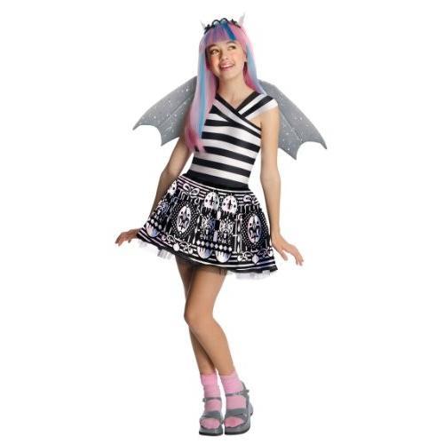 モンスターハイMonster High Rochelle Goyle Costume, Medium