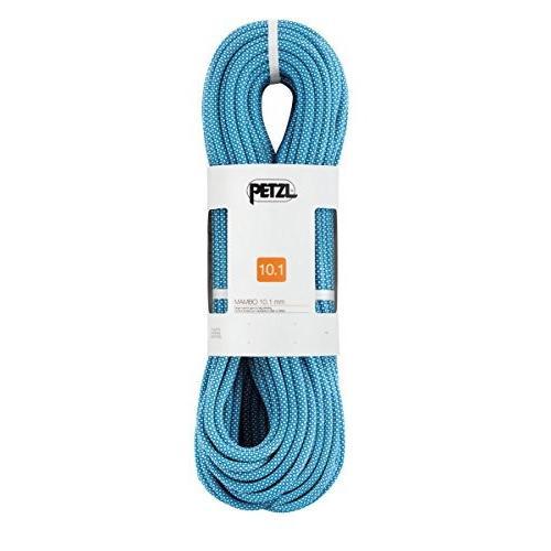 並行輸入品PETZL - Mambo 10.1, Single Rope for Gym or Crag Climbing, 青, 60 mMambo 60 m