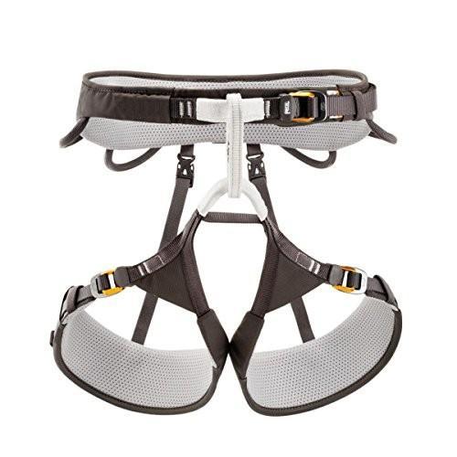 並行輸入品PETZL - Aquila, High-End Climbing and Mountaineering Harness, X-SmallAquila Harness X-Small