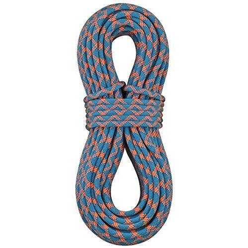 並行輸入品STERLING 9.8mm Evolution Velocity Dynamic Climbing Rope - Turquoise 60mEV6C0060 60m