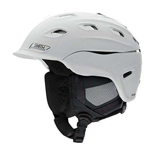 スノーボードSmith Optics Vantage Womens Mips Ski Snowmobile Helmet - Matte 白い/Large