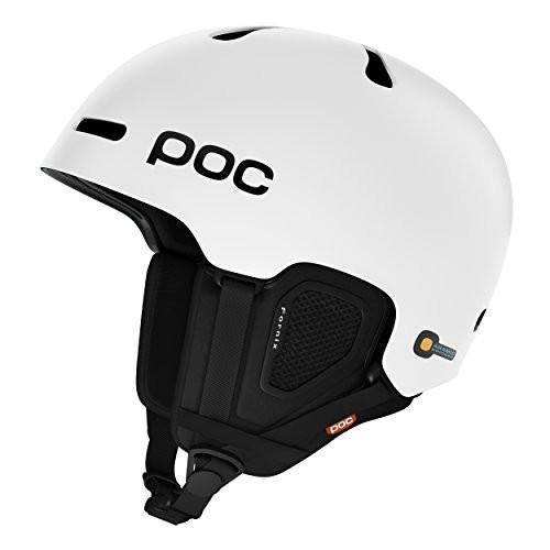 ウィンタースポーツPOC Fornix, Lightweight Well-Ventilated Helmet, Matt 白い, XL/XXL10460 XL-XXL/56-62