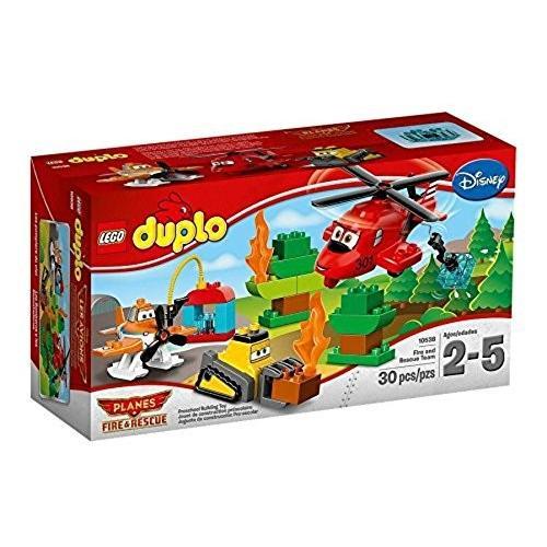 レゴLEGO 10538 Duplo Disney Planes Les secouristes