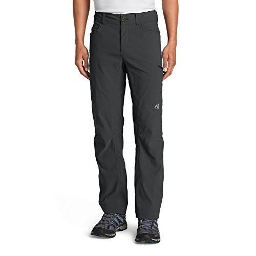 並行輸入品Eddie Bauer Men's Guide Pro Pants, Dk Smoke Regular 35/301167696 30