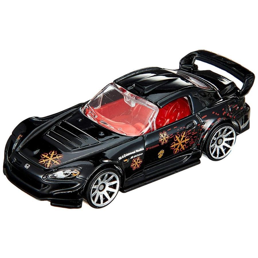 ホットウィール2017 Hot Wheels Fast & Furious 8/8 Subaru WRX STI Furious 7 Movie car