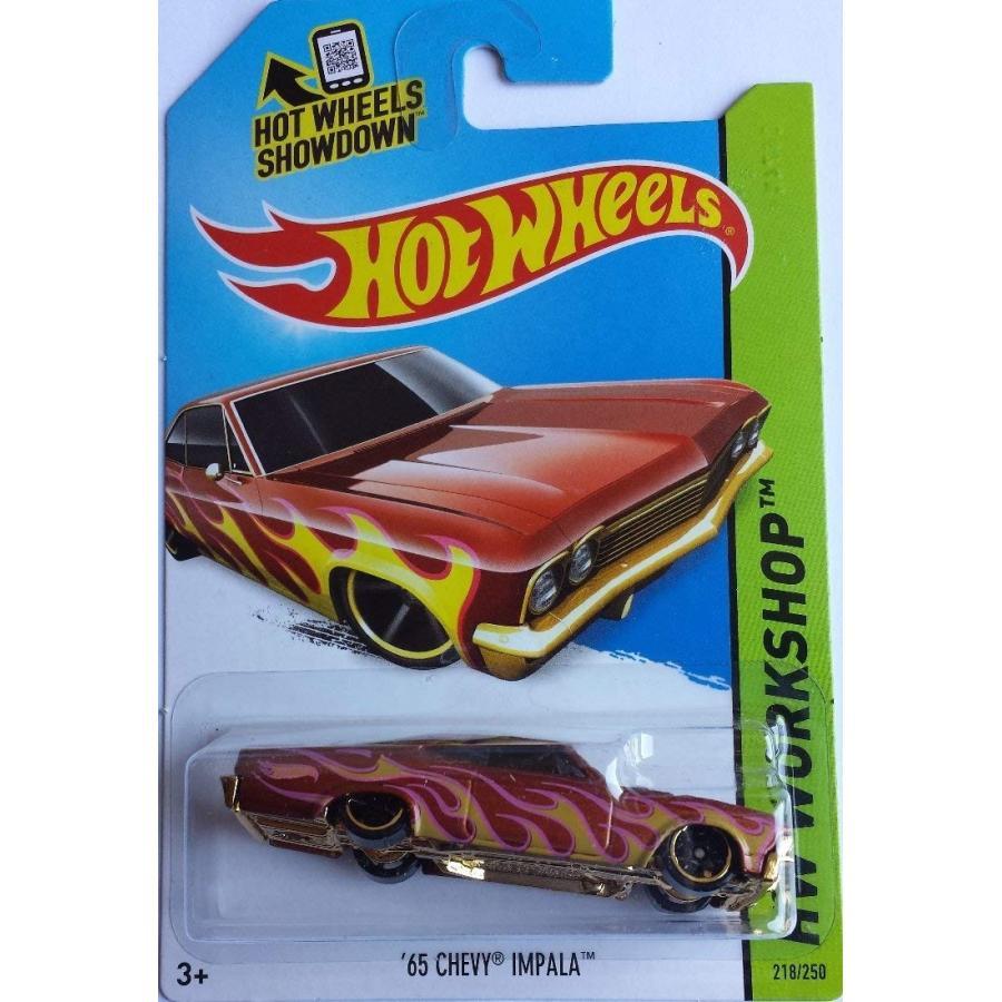 マテル2014 Hot Wheels Hw Workshop - 65 Chevy Impala