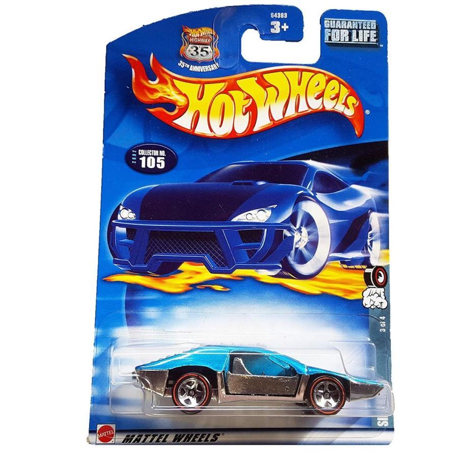 マテル赤 Line Series #3 Side Kick #2002-105 Collectible Collector Car Mattel Hot Wheels 1:64 Sca