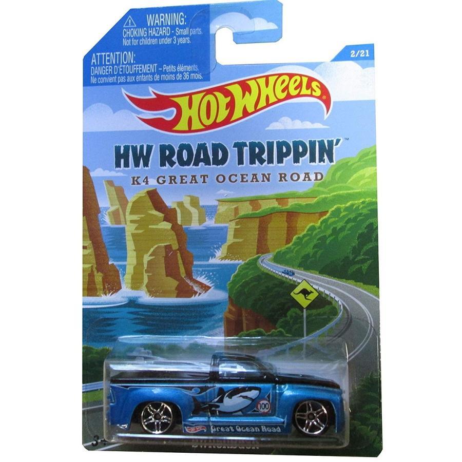 マテルMattel Hot Wheels - HW Road Trippin' K4 Great Ocean Road Switchback