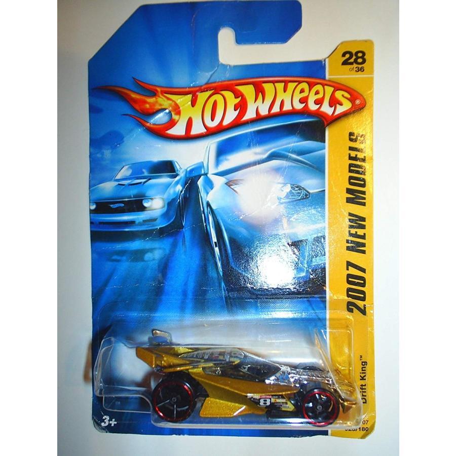 マテル2007 Drift King Hot Wheels Collectible - New Models Series - 28/180