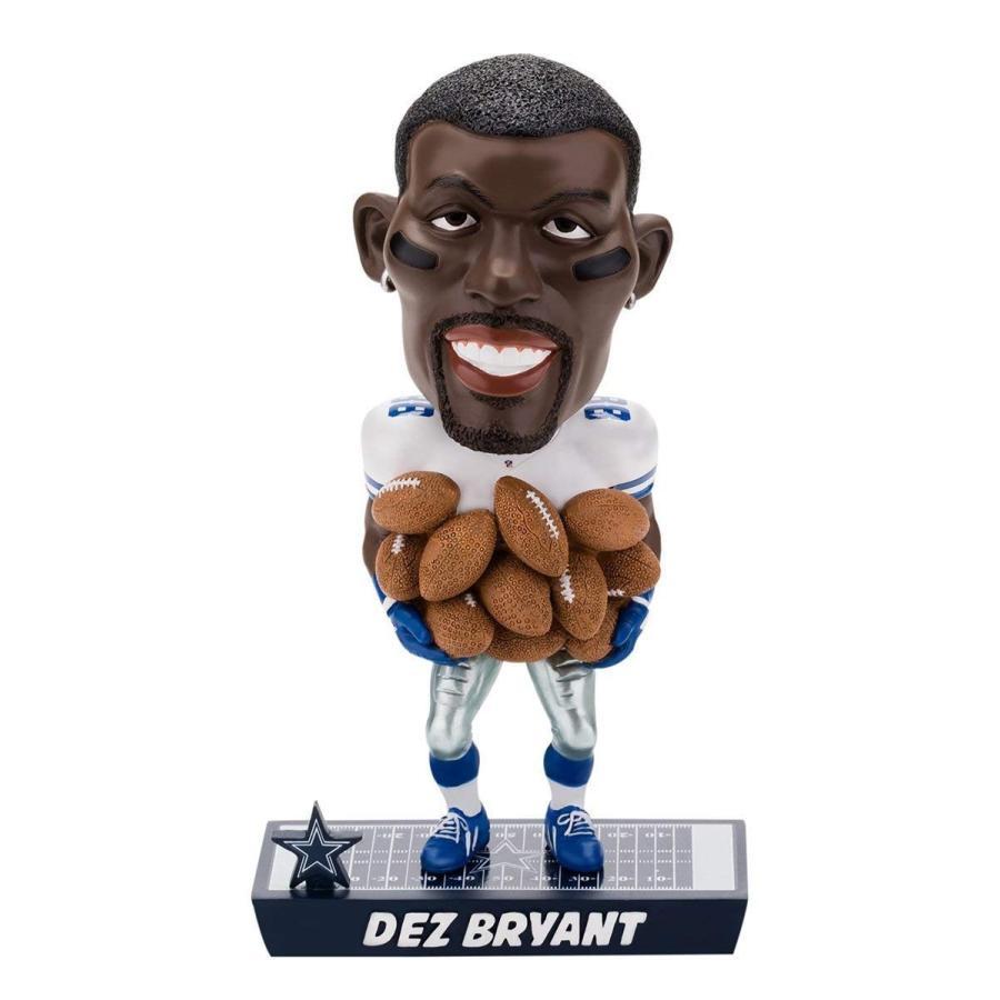 バブルヘッドForever Collectibles NFL Dallas Cowboys Mens Dallas Cowboys Bobble Caricature StylOne Size