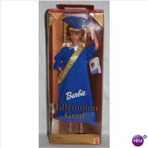 バービーMillennium Grad Barbie