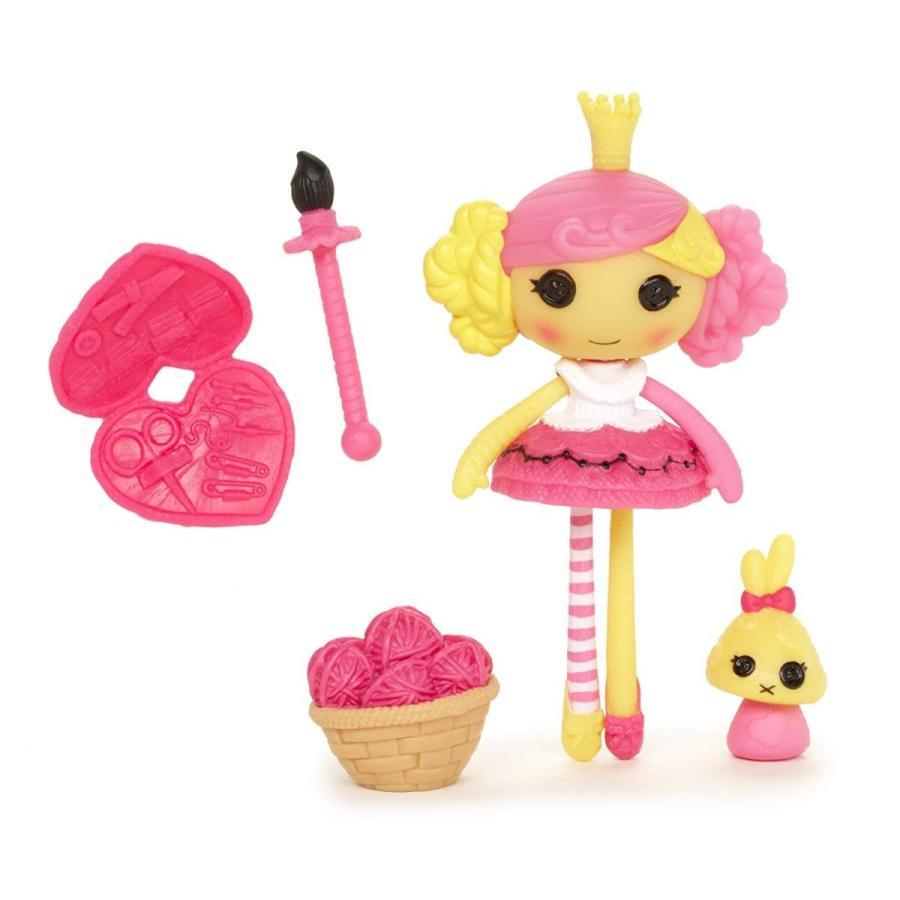 ララループシーLalaloopsy Mini Lala Oopsie Doll, Princess Juniper