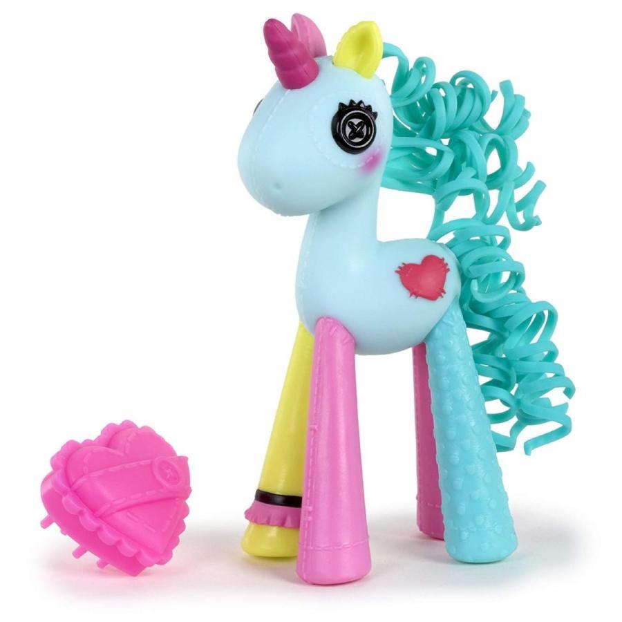 ララループシーLalaloopsy Mini Lala Oopsie Horse, Cashew