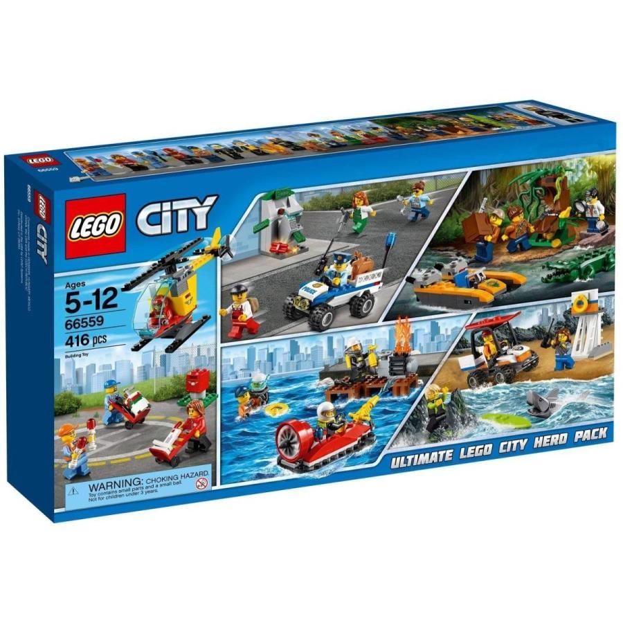 レゴLEGO City Super Pack 66559 - Target Exclusive 5pk