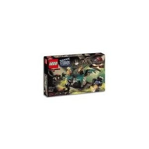 Lego Studios Jurassic Park Raptor Rumble Studio 154 Pieces Ages 7-16157