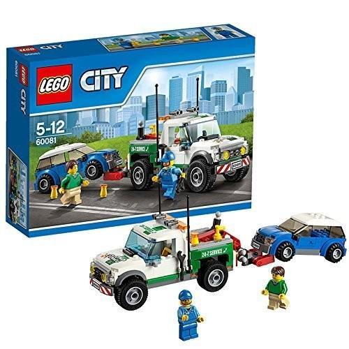 レゴLEGO (City Tow Truck 60081
