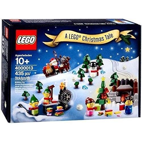 レゴLEGO A Christmas Tale 2013, 4000013, 435 Pieces