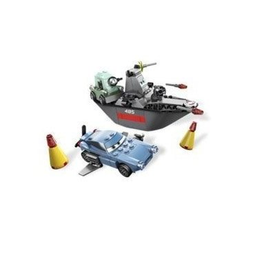 レゴLEGO Cars Escape At Sea 8426 [Holiday Gifts]