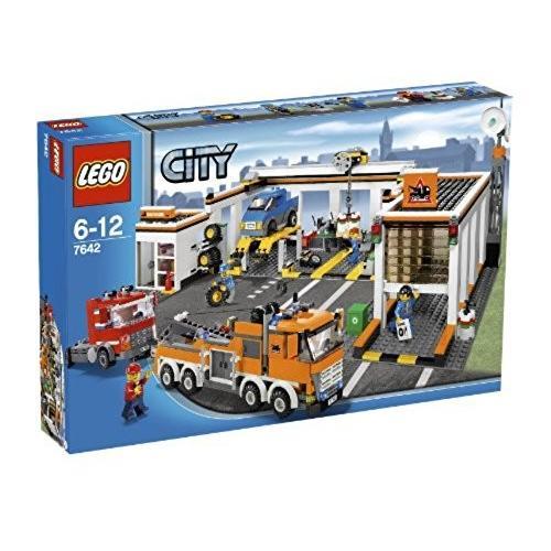 レゴLEGO City Garage (7642)