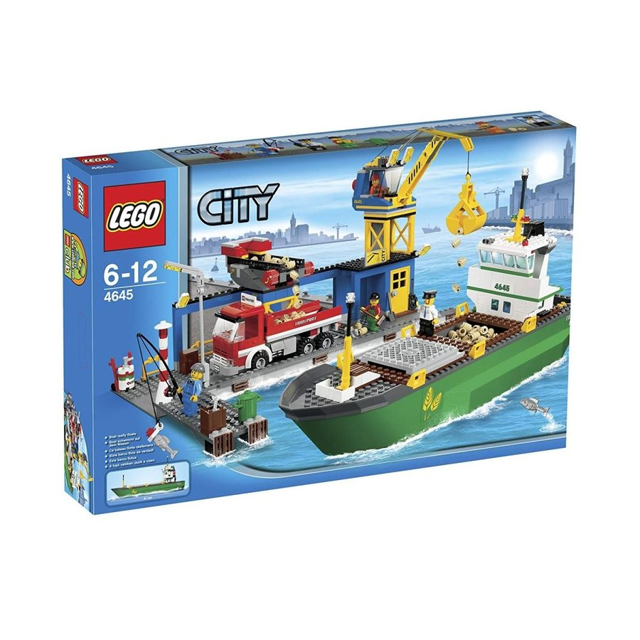 シティLEGO City 4645: Harbour