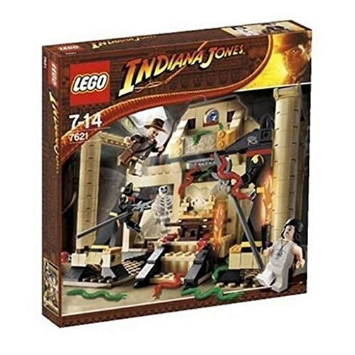 レゴLEGO Indiana Jones 7621: Indiana Jones and The Lost Tomb