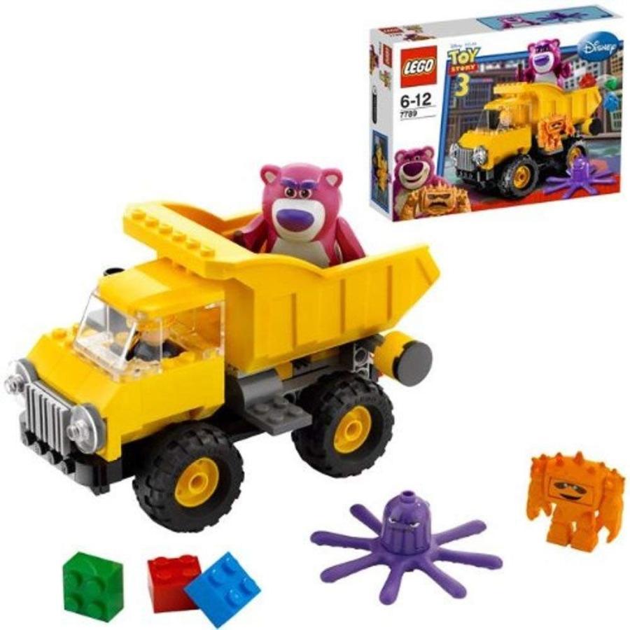 レゴLEGO Toy Story 3 Lotso'S Dump Truck 7789