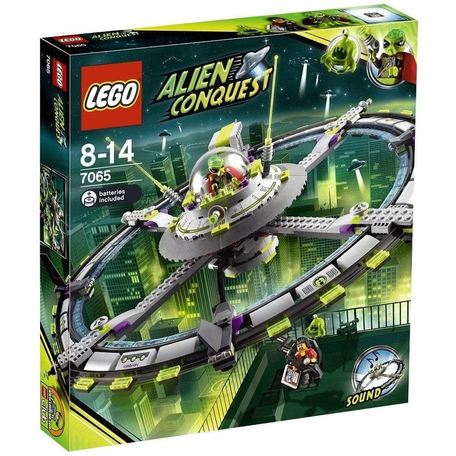 レゴLEGO Space Alien Mothership 7065