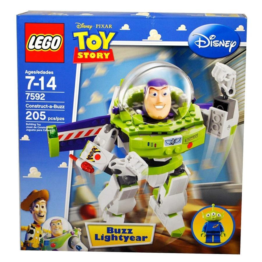 レゴLEGO Toy Story Construct a Buzz (7592)