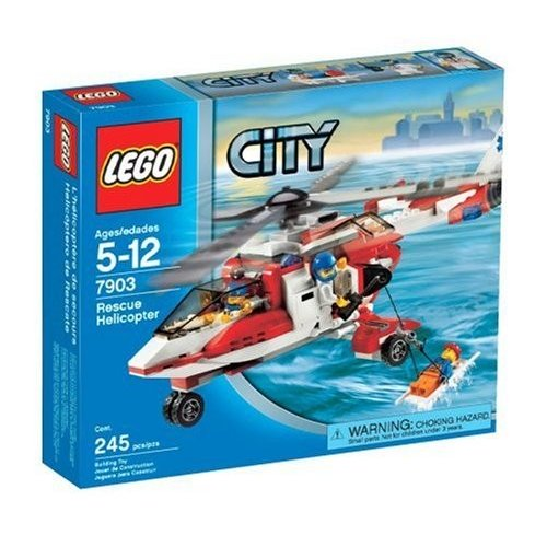 レゴLEGO City Rescue Helicopter