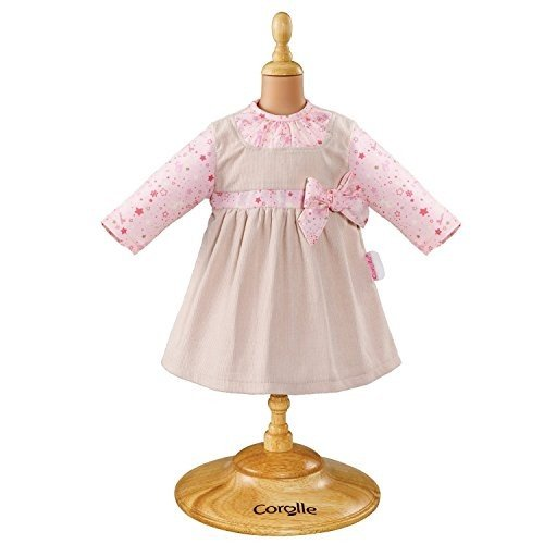 コロールCorolle Christmas Tales Dress Baby Doll, 12